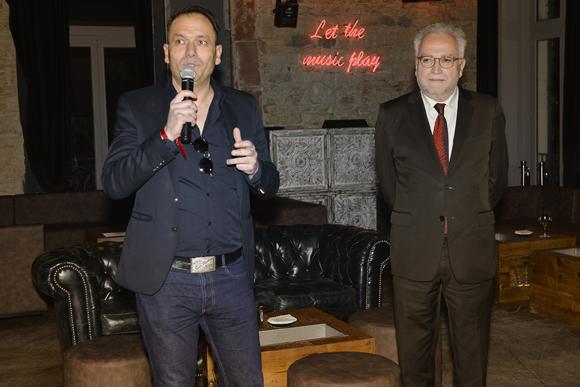 30. Pierre Chambon, président de UMIH Nuit