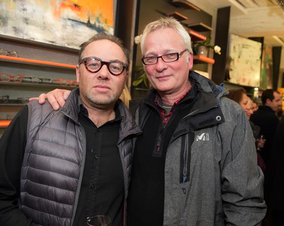 31. Jean-Charles Seriziat (Seriziat) et Didier Excoffier (Excoffier Cuisines)