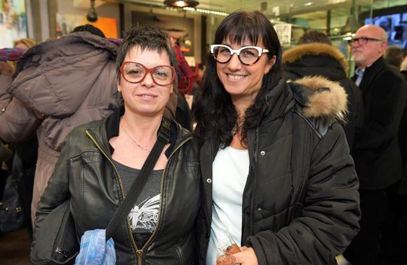 33. Nathalie Picard (SPIE) et Gigliola Musu (Renault Trucks)