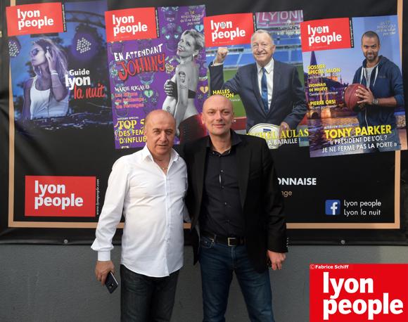 4. Pépine (Imprévu) et Jean-François Savoye (Lyon People Global)