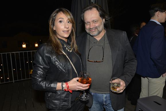 40. Laetitia Jm Dutko (Voyance Médium Lyon) et Philippe Campion (1.c.net