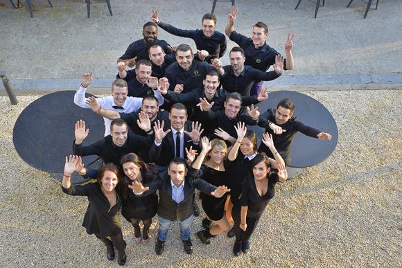 4. L'équipe de La Maison