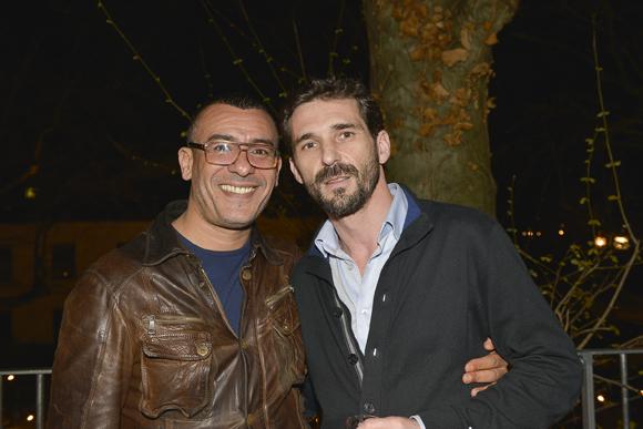 43. Fetri (Barrio Club) et Bertrand Dalle (Barrio Club et Voyou)