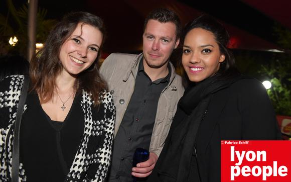 46. Jeanne Jurie des Camiers (Jakefa), Bruce Mathieu (Agence Coyote) et Fabienne Dumas (Jakefa)