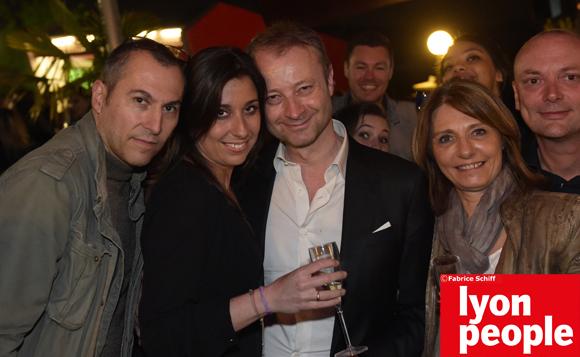 47. Fabrice, Val, Marco, Jeanne, Bruce, Fabienne, Valérie et Jeff (Lyon People)