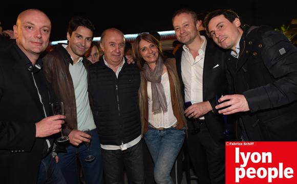 52. Jeff, Philippe, Pépine, Valérie, Marco et Franck
