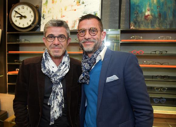 6. Pascal Garnier (Beausoleil) et Olivier Garnier