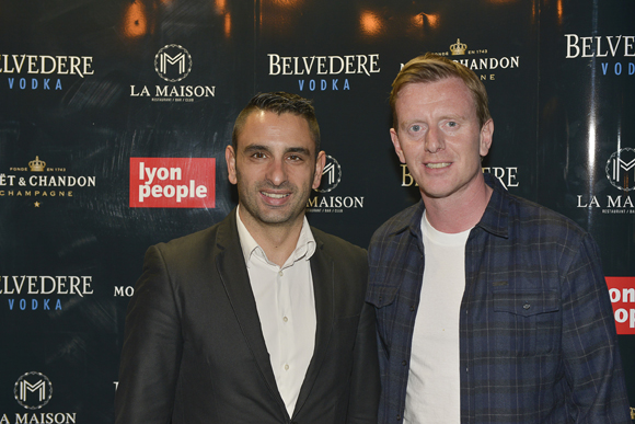 7. Eric Macri et Benjamin Lavorel (La Maison)