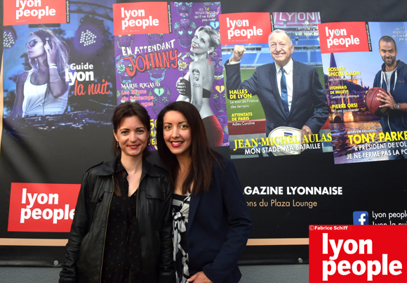 8. Caroline Impens (Métropole de Lyon) et Sarah Benkhoris (Cocon d'Eveil)