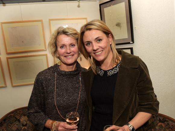 8. Françoise Thievoni et sa fille Elodie Khodja (Adecco PME)