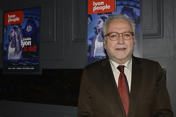 8. Jean-Yves Sécheresse, adjoint au maire de Lyon