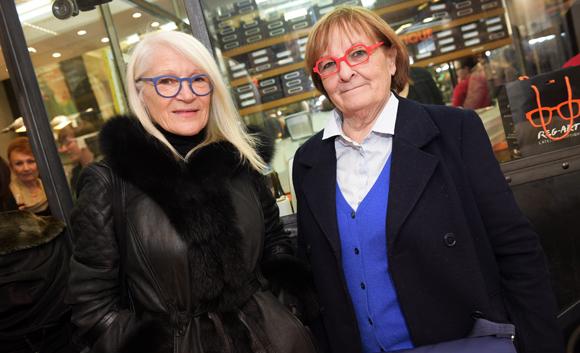 9. Claire Jullien et Claudy Bonnet-Blanchet (P2J Transaction)