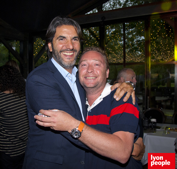 10. Karim Omri (ACDC) et Benoît Toussaint (Chez Paul'O)
