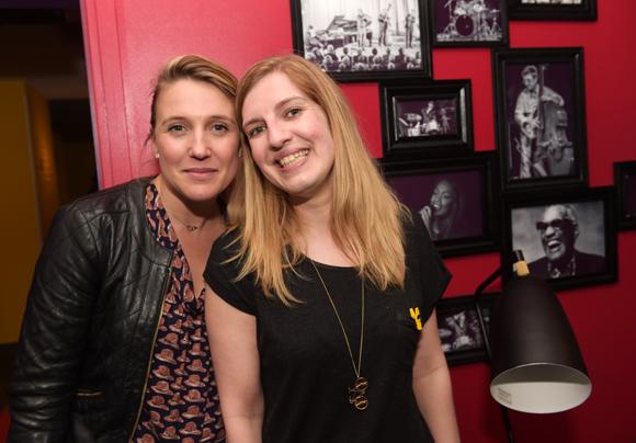 10. Amandine Jacqueline (AJ architecte) et Gaëlle Maheu (Pink Bizzard)