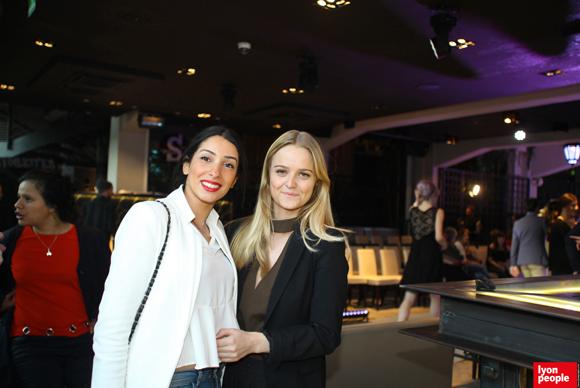 12. Lina Debbah (Ecole Sylvia Terrade) et Alice Magis (Supdemod)