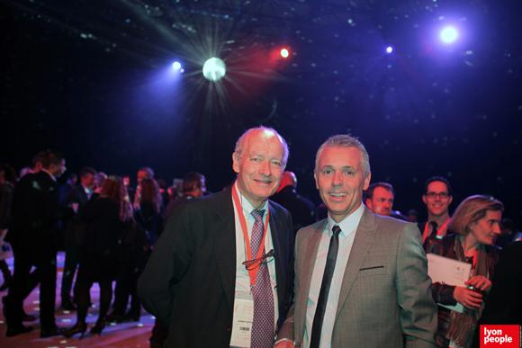 12.Jacques Gaillard (TLM) et Philippe Montanay (Maniac Média)