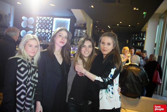 15. Marie Simon, Valentine Vachet, Morgane Siraud et Chloé Somma