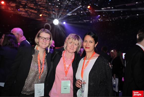 15.Magali Cuoq, Véronique Galdin et Maya Raimbaud (April)