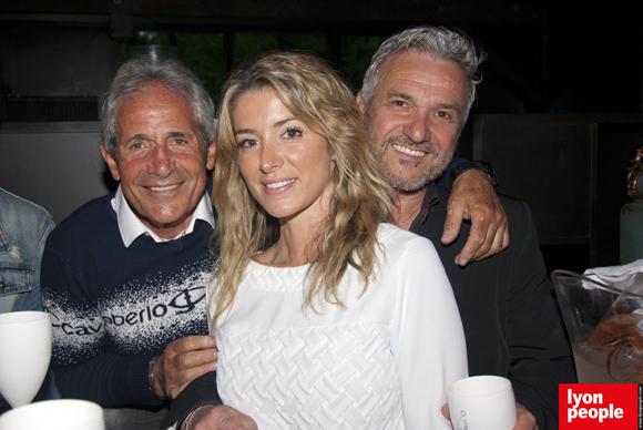 15. Emilio Santullio, Alysson et Roberto Luciani