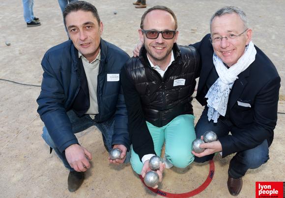 15. Jean-Louis Clemenson (Cybel Promotion), Jean-Alexandre Polette (Floriot Patrimoine) et Ludovic Chapelle (Yaka Immo)