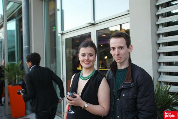 16. Laurie Briot (Supdemod) et Romain Gilles (Iseg)
