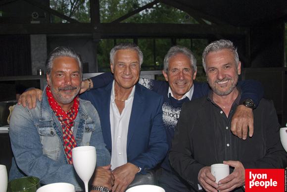 16. Eric, Marc, Emilio et Roberto : le clan des Italiens
