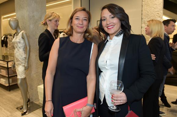 16. Anne Bapst et Elisa Giarmana (Hugo Boss)