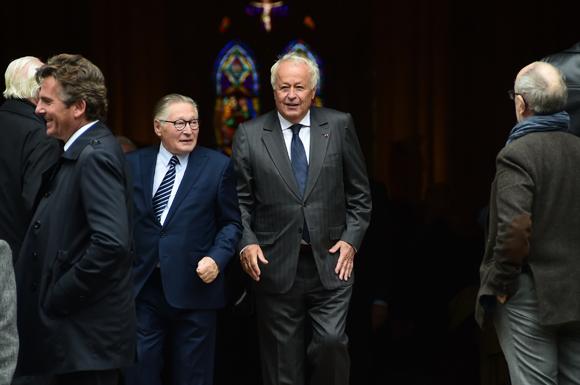 17. Jean-Jacques David et Alain Mérieux