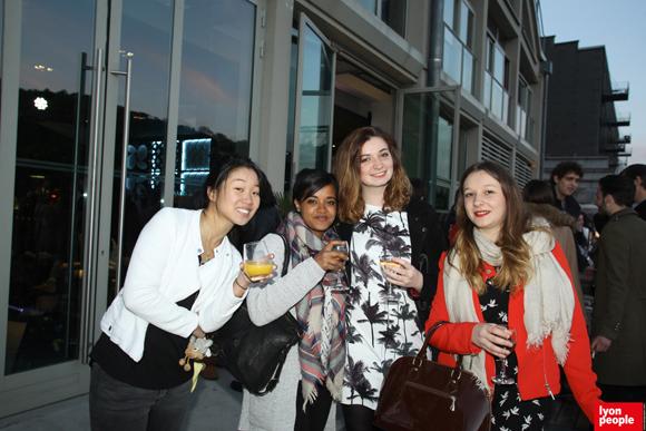 18. Thil Lieu Tram (Metro), Lison Roisin (Ecole Descartes), Lauriane Rousseau, Laurie Jomin (Supdemod)
