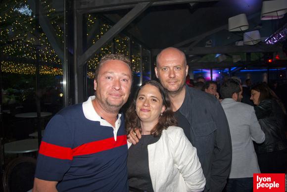 18. Benoît Toussaint (Chez Paul'O), Angéline Altarac et Laurent Rigal (L'Alexandrin)