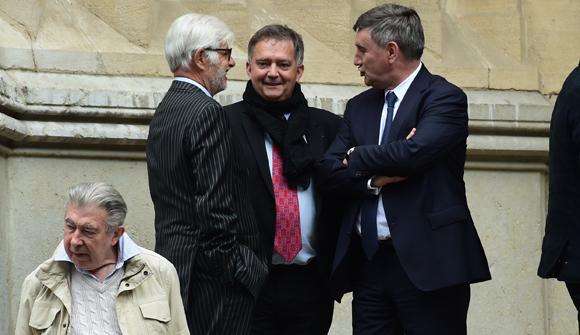 18. Jean-Pierre Michaux, Guy Mathiolon et Christophe Guilloteau