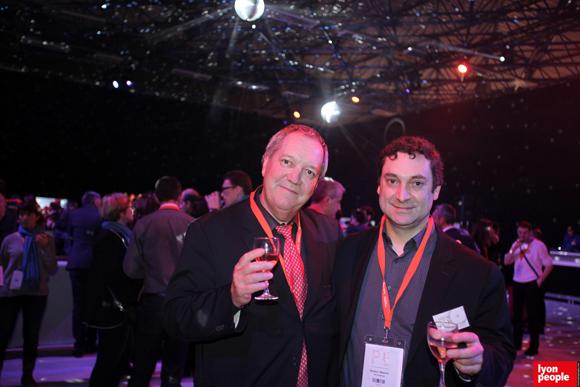 19.Patrick Prade (Dcfordata) et Damien Robelet (Vitis, Domaine les Serines d'Or)