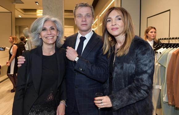 20. Nathalie Vaude, Guillaume Forest (Jaeger-LeCoultre) et Samira Foucaud (Sensation de Soi)
