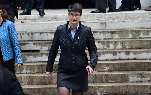20. Elodie Roux de Bézieux, conseillère municipale