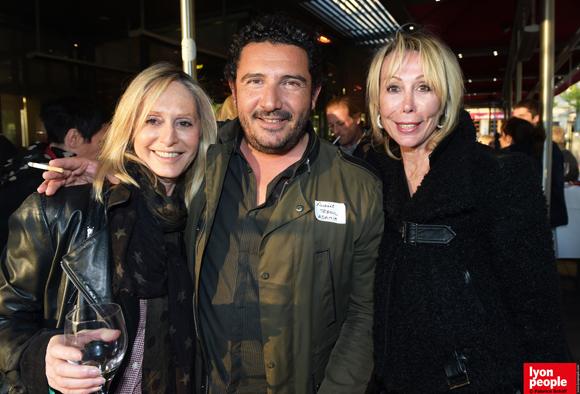 22. Catherine Ricard (CGPME), Mickaël Teboul (Adamia) et Nicole Bos