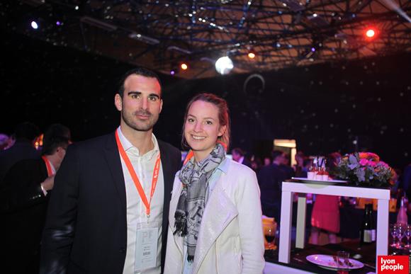 23.Ludovic San José (banque privée BNP Paribas) et Viktoria Fontanel (Fontanel)