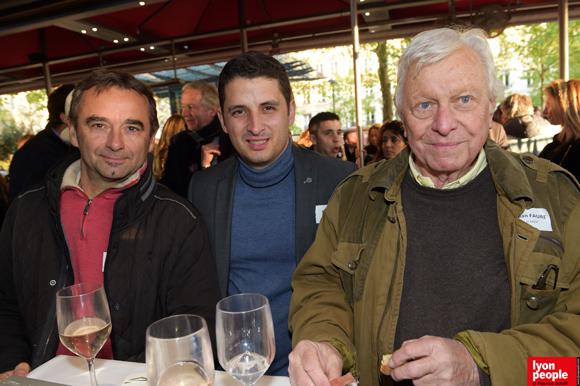 23. Patrick Corrand (Icarep), Filipe Dias (Floriot Habitat Groupé) et Jean Faure (Icarep)