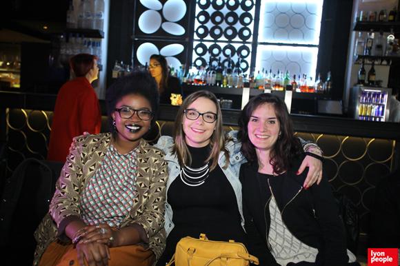 24. Astha Konate, artiste DJ, Elise Kobo et Fanny Tapia (Théâtre des Marronniers)