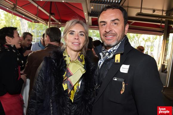 24. Michel Mancuso et son épouse Mylène (Millésime Patrimoine)