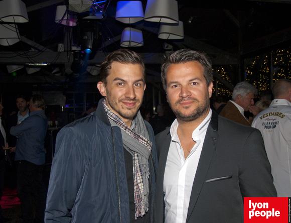 25. David Tavira et Damien Huillard (Orangina Schweppes)