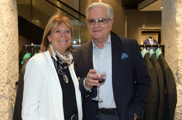 25. Marie-Christine Alex et Alain Veilleux (La Canadienne)