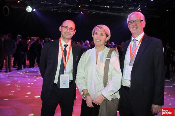 26.Yvon Hollebecque, Martine Andrieu-Puyfagès et Patrick Sillam (Orange)