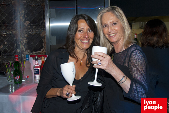 26. Florence Guyot (Champagne Marguerite) et Catherine Ricard (CGPME)
