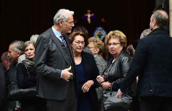 26. Michel Noir, son épouse Danièle et Evelyne Hagguenauer