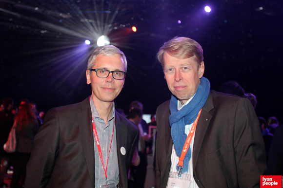 27.Didier Gorron (Transpacity) et Jean-Laurent Chamaly (Dialux)