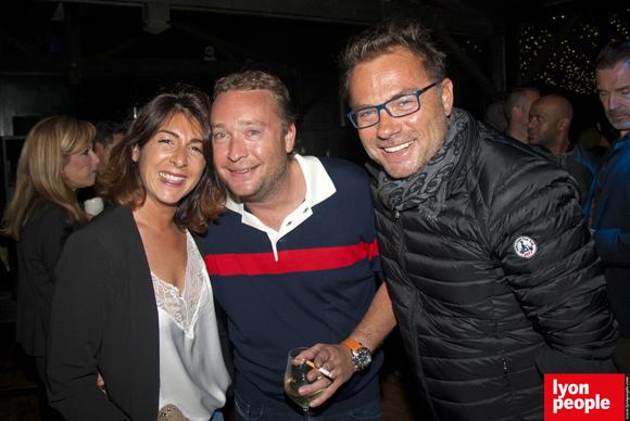 27. Claire Lussiani (La Folie Douce), Benoît Toussaint (Chez Paul'O) et Pierre-Yves Gas (Proxicom)