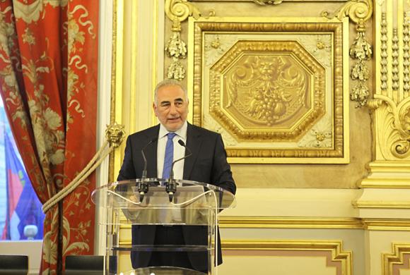 28. Georges Képénékian, premier adjoint au Maire de Lyon