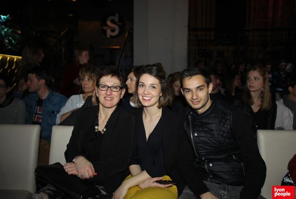 29. Nathalie Ribeiro, Audrey Ribeiro (Supdemod) et Cédric Bellavia