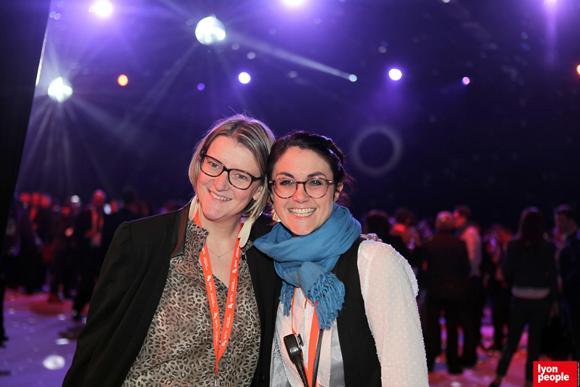 3.Magali Cuoq (April) et Elodie Aguettant (MEDEF Lyon-Rhône)