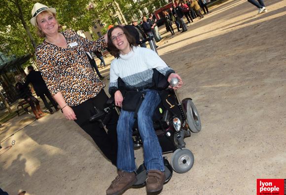 3. Laurence d'Hollander (Yaka Immo) et Amélie Laurent (Association une souris verte)